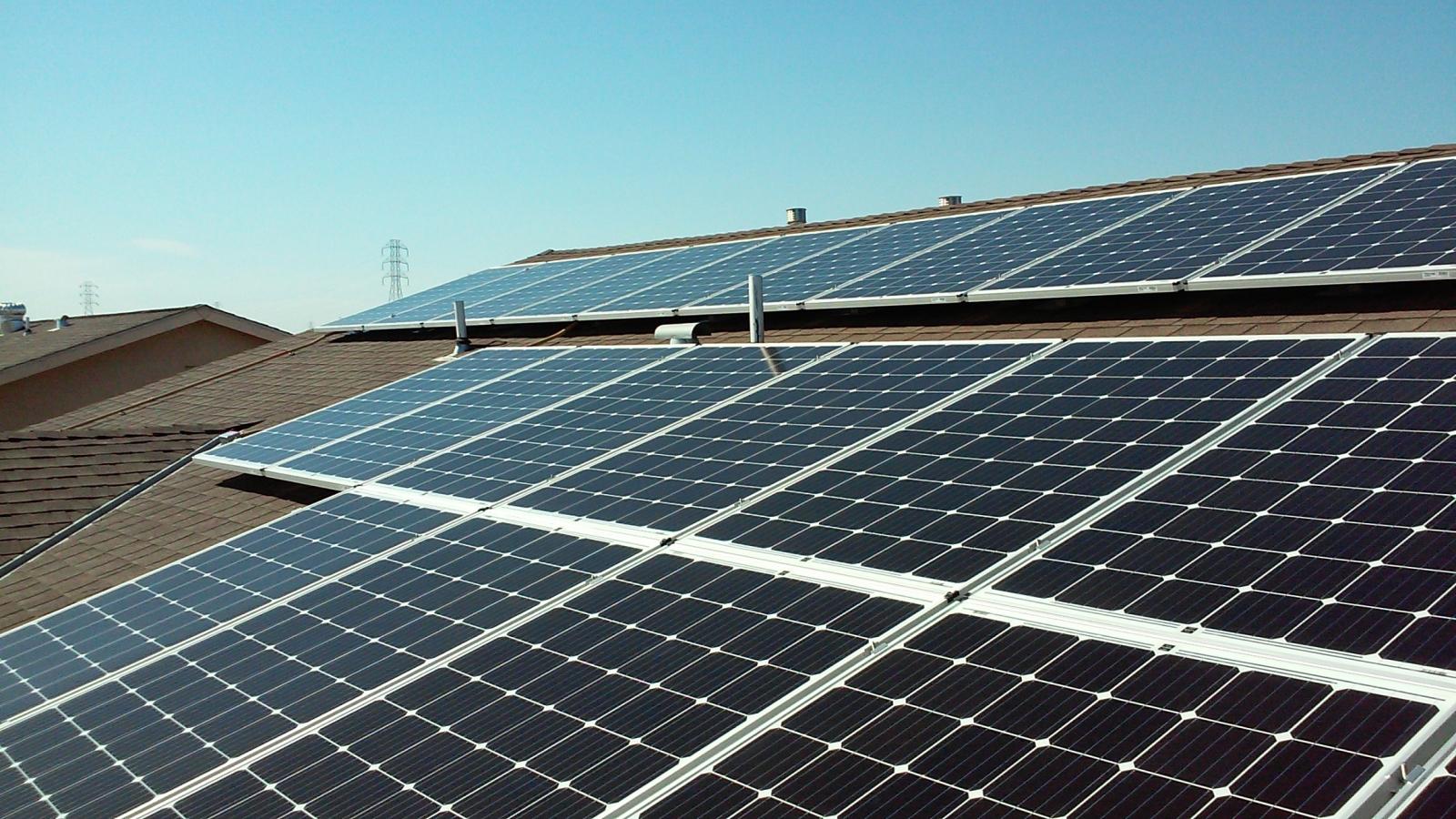 Công trình Hệ thống Điện Năng Lượng Mặt Trời 15,66 kWp tại Công Ty TNHH SX TM DV Hiệp Phúc Tiến