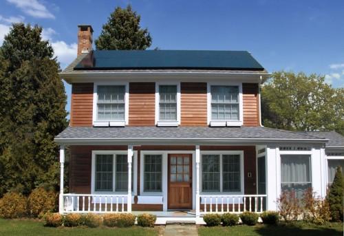 Điện năng lượng mặt trời Hybrid