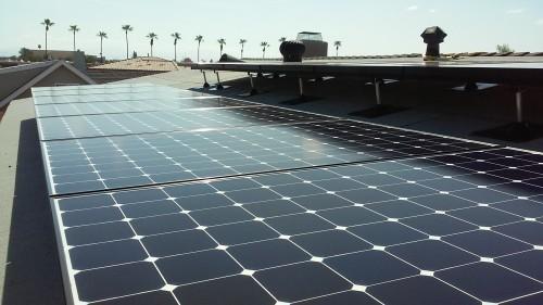 Thi công Hệ thống Điện Năng Lượng Mặt Trời hòa lưới cho doanh nghiệp