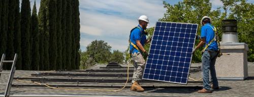 Tấm pin năng lượng mặt trời SunPower phát điện khi bị khuất nắng
